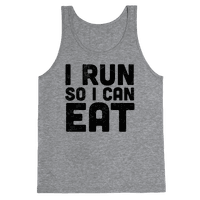 I Run So I Can Eat