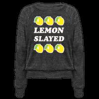 Lemon Slayed Parody Pullover