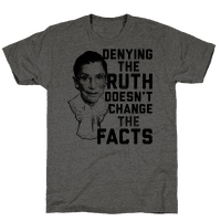 Denying The Ruth Doesn't Change The Facts
