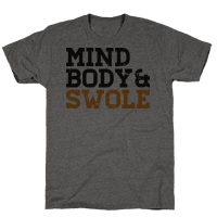 Mind Body and Swole