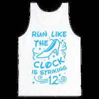 Run Like the Clock Is Striking 12
