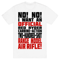 OFFICIAL RED RYDER CARBINE ACTION TWO HUNDRED SHOT RANGE MODEL AIR RIFLE