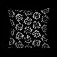 Supernatural Anti-Possession Symbol Pattern