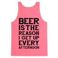 Beer Is The Reason