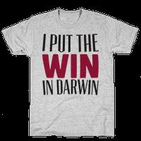 I Put The Win in Darwin
