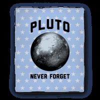 Pluto Blanket