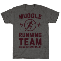 Muggle Running Team - No Magic Necessary