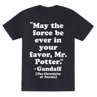 May The Force Be Ever In Your Favor