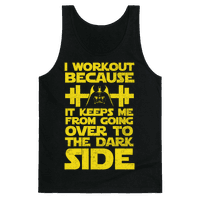 It Keeps me from the Darkside (workout)