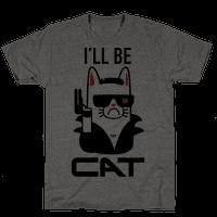 I'll Be Cat (Terminator Kitty)