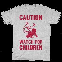 Caution Watch For Children