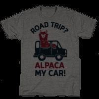 Road Trip? Alpaca My Car!