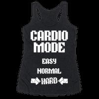Cardio Mode: HARD