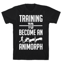 Training To Become An Animorph