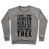 I Hope I Find Jensen Ackles Under My Christmas Tree