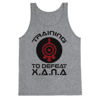Training To Defeat XANA Tank