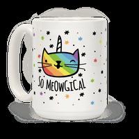 So Meowgical Mug