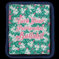 Fuck Your Patriarchal Bullshit Blanket