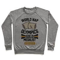 World Nap Olympics Gold Medalist