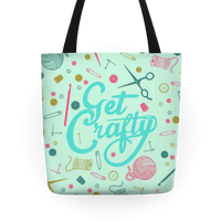 Get Crafty Tote