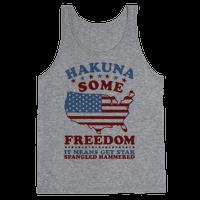 Hakuna Some Freedom