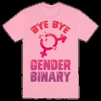 Bye Bye Gender Binary