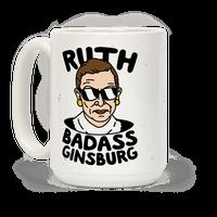 Ruth Badass Ginsburg