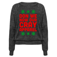 Don We Now Our Cray Apparel