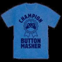 Champion Button Masher
