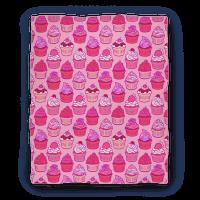 Pretty Pretty Cupcakes Blanket