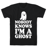 Nobody Knows I'm A Ghost