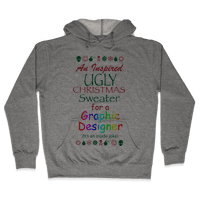 Ugly Christmas Sweater (For Graphic Designers)