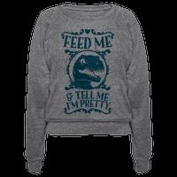 Feed Me and Tell Me I'm Pretty (Raptor)