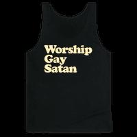Worship Gay Satan