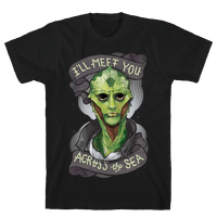I'll Meet You Across The Sea (Thane) Tee