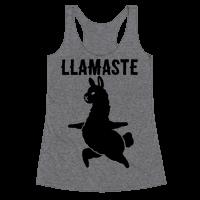 Llamaste Yoga Llama