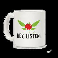 Hey, Listen! Teacher Navi