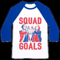 Squad Goals George Washington & Benjamin Franklin (cmyk)