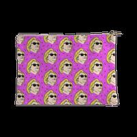 Hip Hillary Pattern Accessorybag