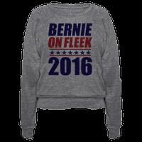 Bernie on Fleek