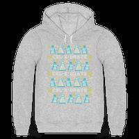 Dalek Hanukkah Sweater