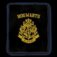 Hogwarts Alumni Crest Hufflepuff Blanket