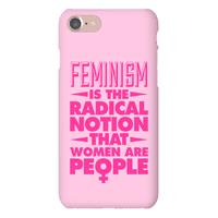 Feminism: A Radical Notion