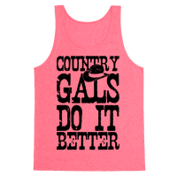 Country Gals Do It Better