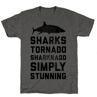 Sharknado, Simply Stunning
