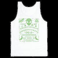 Occult Alien Ouija Board