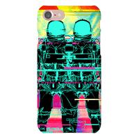 Twin Astronaut Glitch