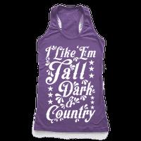 I Like 'Em Tall Dark & Country