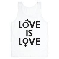 Love is Love (equality design)