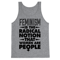 FEMINISM: A Radical Notion